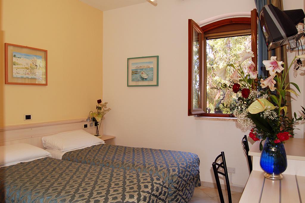 Camera doppia Hotel San Domino