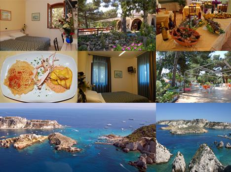 foto gallery Hotel san Domino alle Isole Tremiti