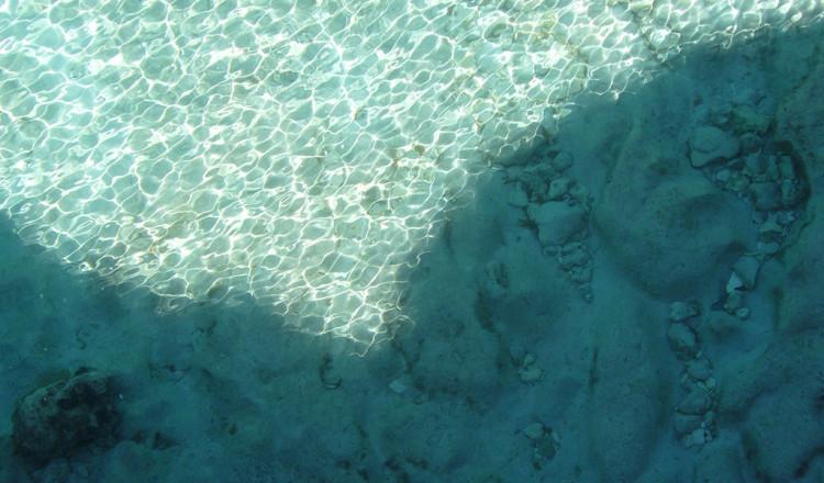 Il mare cristallino delle isole Tremiti