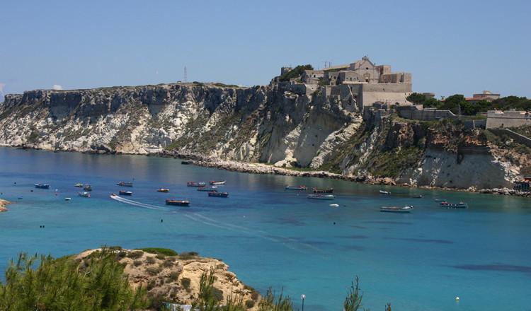 Isola di San Nicola e dell'abbazia dì S. Maria